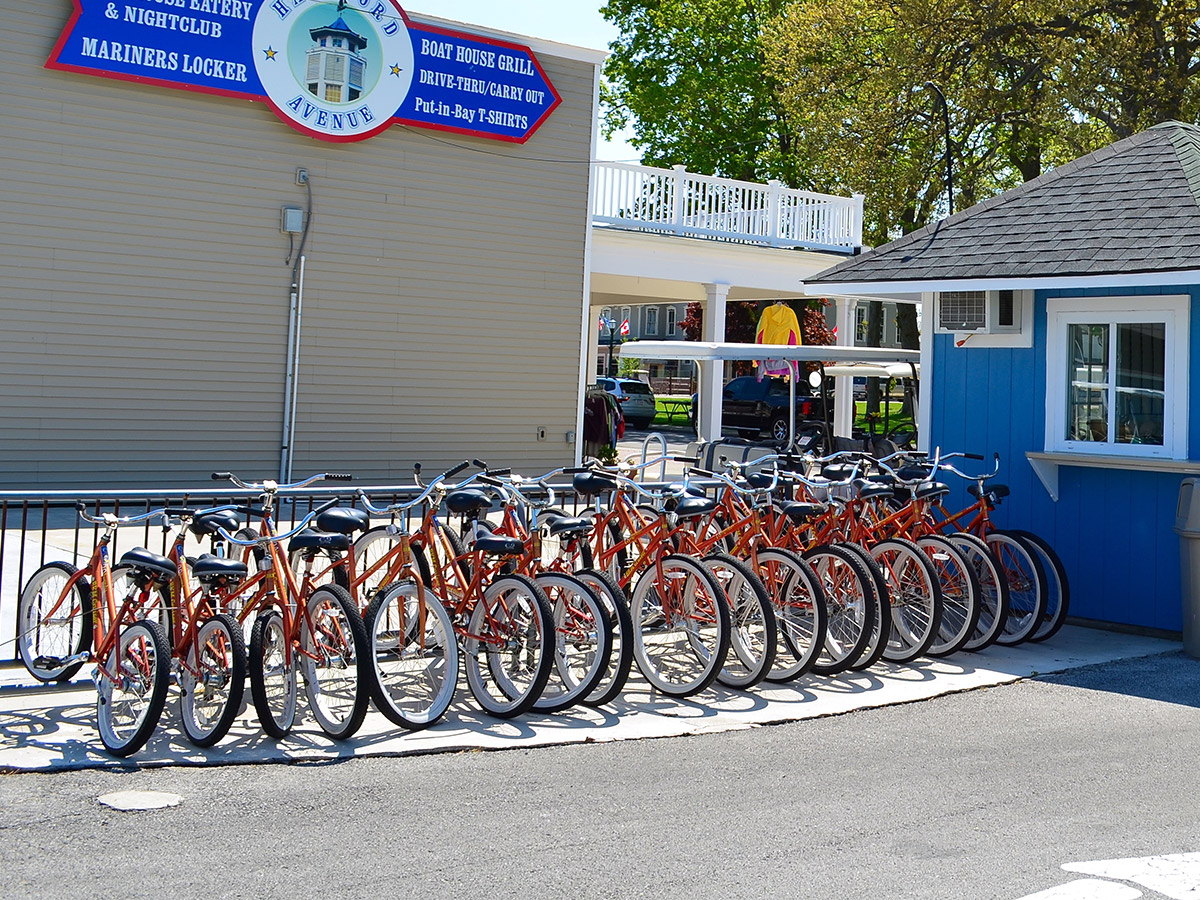 BoatHouse bike rental
